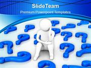 Solve The All Problems For Better Future PowerPoint Templates PPT Them