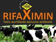 Rifaximin - Fatro worldwide exclusive antibiotic