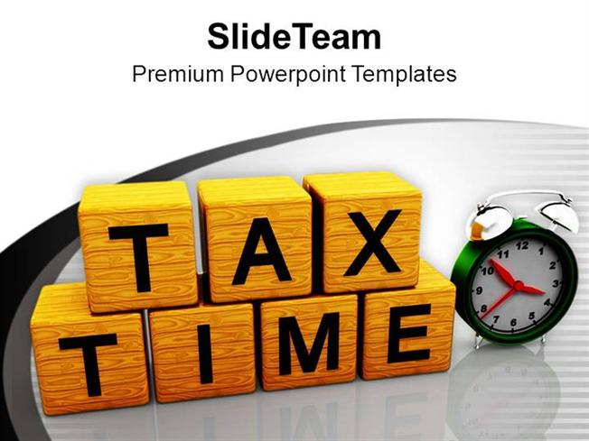 Save Your Money on Tax Returns Powerpoint Templates PPT Themes And ...