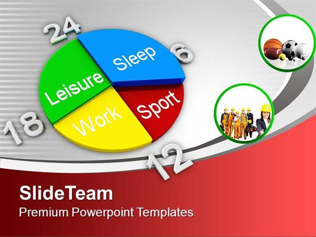 Time Planner For Sports Games Powerpoint Templates Ppt Themes And