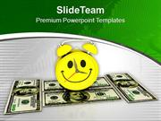 Time To Save Money For Future Planning PowerPoint Templates PPT Themes
