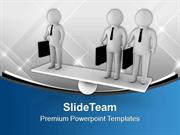 Maintain A Balance With Others PowerPoint Templates PPT Backgrounds Fo