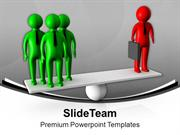Make A Balance In Work Life PowerPoint Templates PPT Backgrounds For S