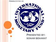 ppt on IMF