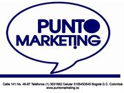 Brochure punto marketing sas