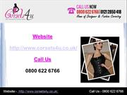 burlesque corsets uk