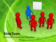 Business Presentation On Sales And Marketing PowerPoint Templates PPT
