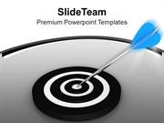 Achieved Business Target Success PowerPoint Templates PPT Themes And G