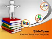 Focus On Learning Higher Education PowerPoint Templates PPT Themes And