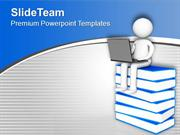 Motivate To Study Online PowerPoint Templates PPT Themes And Graphics