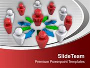 Be A Unidirectional Person PowerPoint Templates PPT Themes And Graphic