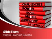 Leader Has All Qualities PowerPoint Templates PPT Themes And Graphics