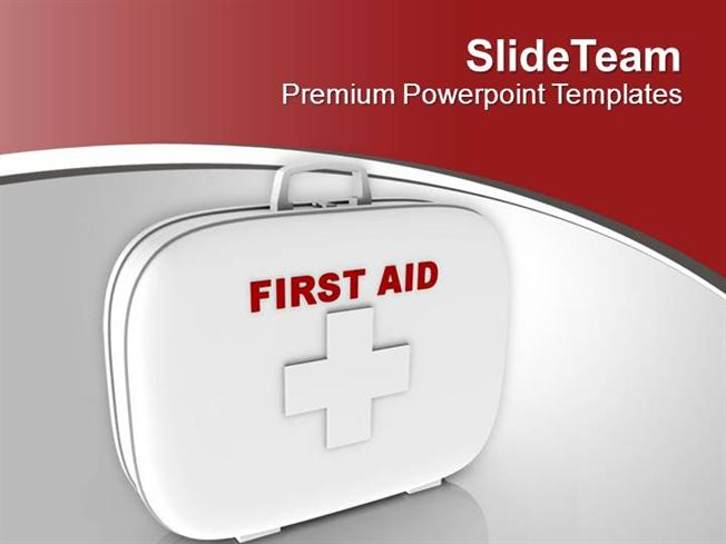 Maintain a first aid kit for emergency powerpoint templates ppt th maintain a first aid kit for emergency powerpoint templates ppt th authorstream toneelgroepblik Choice Image