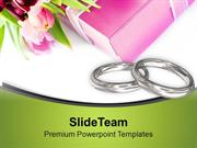 Make Your Wedding Special With Rings PowerPoint Templates PPT Themes A