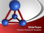 Molecular Structure For Science PowerPoint Templates PPT Themes And Gr