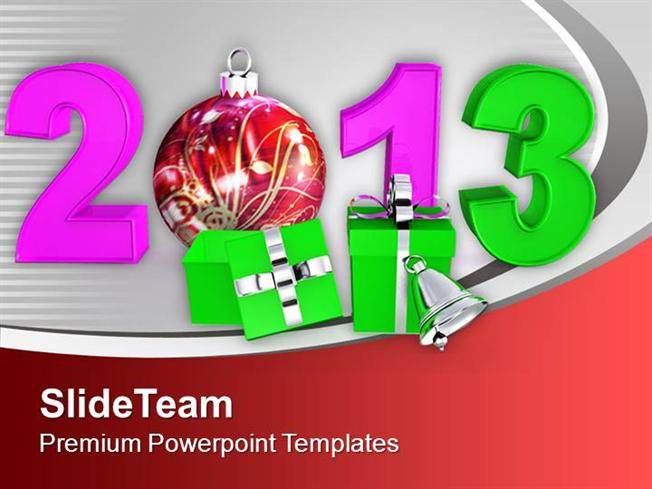 new year party theme powerpoint templates ppt themes and graphics authorstream