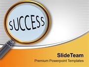 Observe The Points For Success PowerPoint Templates PPT Themes And Gra