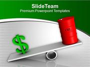 Oil Prices Are On Hike PowerPoint Templates PPT Themes And Graphics 05