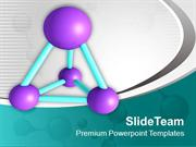 Study The Molecular Structure PowerPoint Templates PPT Themes And Grap