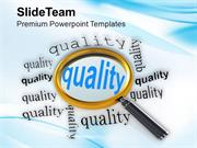 Find The Quality In Market PowerPoint Templates PPT Themes And Graphic