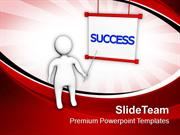 Find The Way To Get Success PowerPoint Templates PPT Themes And Graphi