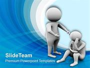 Help The Others PowerPoint Templates PPT Themes And Graphics 0513