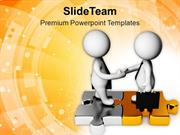 Make A Deal In Business PowerPoint Templates PPT Themes And Graphics 0