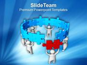 Solve The Problem With Right Solution PowerPoint Templates PPT Themes