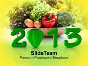 Wishes Of New Year 2013 PowerPoint Templates PPT Themes And Graphics 0