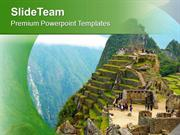 Beautiful Travel Destination PowerPoint Templates PPT Themes And Graph