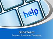Help Other People In Problem PowerPoint Templates PPT Themes And Graph