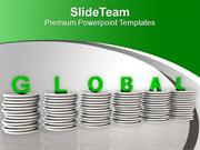 Keep Your Eye On Global Currency PowerPoint Templates PPT Themes And G