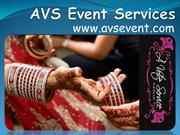 AVS Events Services