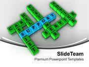Support Is Required In Business PowerPoint Templates PPT Themes And Gr