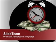 Value Your Time To Earn Money PowerPoint Templates PPT Themes And Grap
