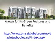 Buy 3c lotus boulevard Flats @ Om Sai Global