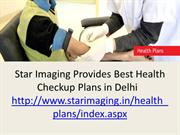 Health CheckUp Plans by Star Imaging
