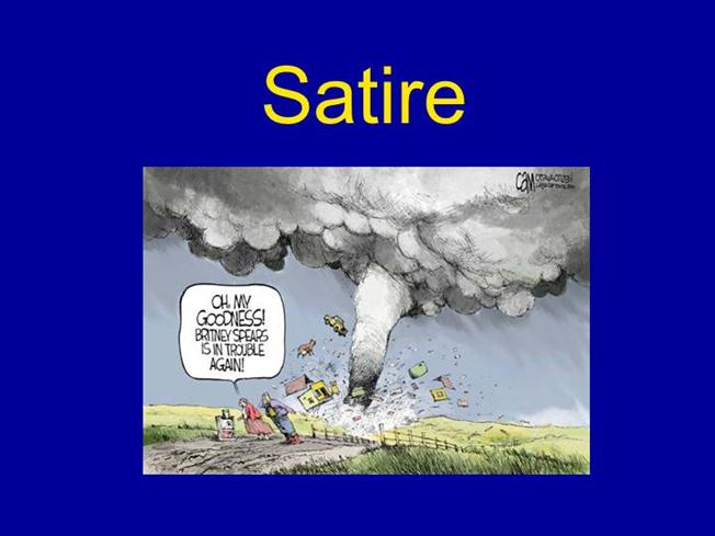 Satire Power Point 2011 Slide Show |authorSTREAM