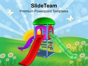 Fun Time At Playground PowerPoint Templates PPT Themes And Graphics 05