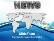 World News PowerPoint Templates PPT Themes And Graphics 0513