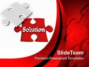 Challenge To Solve The Business Strategy PowerPoint Templates PPT Them