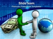 Contract Signed Global Business PowerPoint Templates PPT Themes And Gr