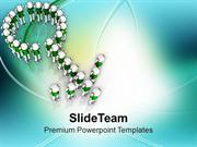 Female Symbol Medical Theme PowerPoint Templates PPT Themes And Graphi