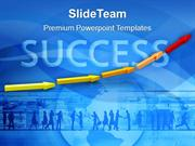 Follow The Success Business PowerPoint Templates PPT Themes And Graphi