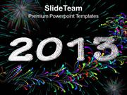 New Year Celebration Theme PowerPoint Templates PPT Themes And Graphic