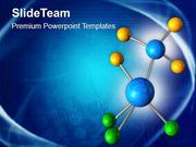 Abstract Molecular-Structure PowerPoint Templates PPT Themes And Graph