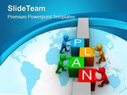 Arranging Plans For Successful Business PowerPoint Templates PPT Theme