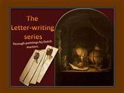 The Letter-Writing Series
