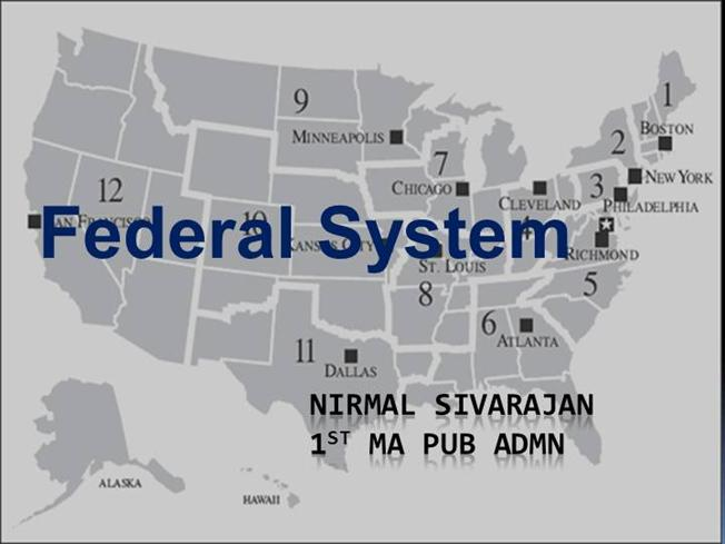 Federal, Unitary & Confederate Government Systems: Home
