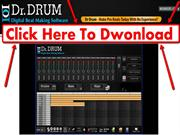 Dr Drum Software Free + Dr Drum Beat Making Software Free